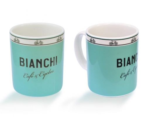 Bianchi Cafe&Cycles - Coffee Mug