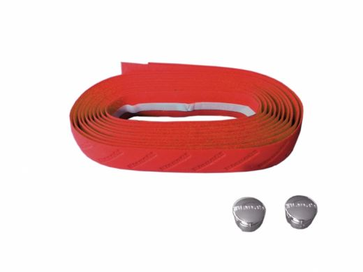 Bianchi Handlebar Tape Corc Classic - red