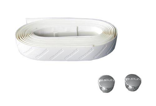 Bianchi Handlebar Tape Cork Classic - white