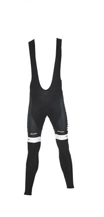 Bianchi Reparto Corse - Winter Bib Tight - black