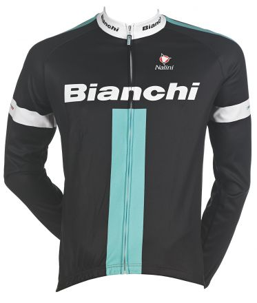 Bianchi Reparto Corse - Winter Jacket - black