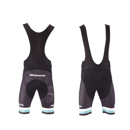 Bianchi Sport Line Man - Radhose kurz schwarz