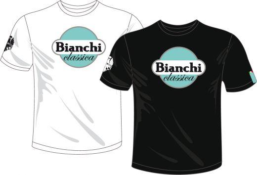 T-shirt Bianchi Classica bianca