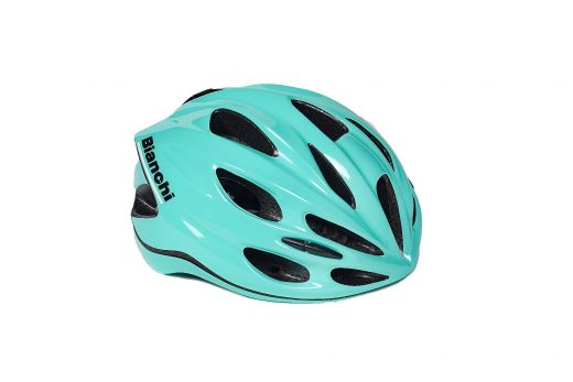 Bianchi Helmet - Shake - celeste