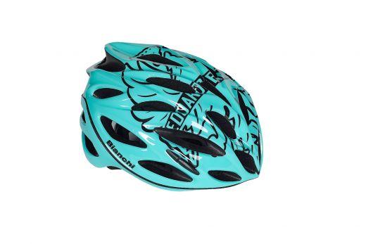 Bianchi Helmet - Shot - CK16