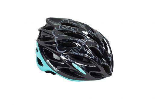 Bianchi Helmet - Shot - black