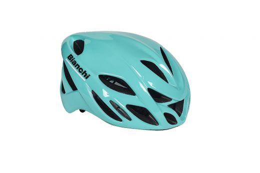 Bianchi Helmet - Shirocco - celeste/CK16 Glossy