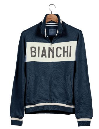 Bianchi Vintage Collection Sweatshirt - Gent - Dark Blue