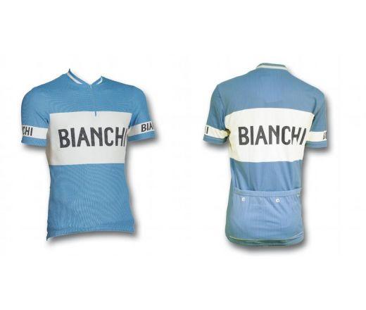 Maglia manica corta  Bianchi Classic