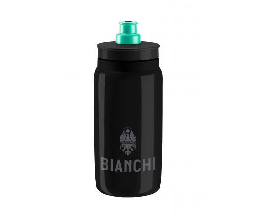 Borraccia Bianchi by Elite FLY 550ml   Nera