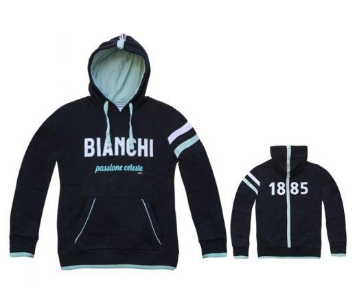Felpa  Bianchi 1885 blue navy