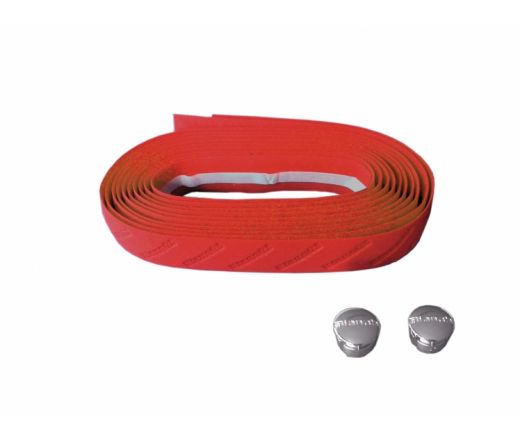Bianchi Handlebar Tape Corc Classic - red