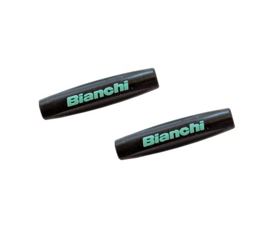 Bianchi frame guards Tube Tops 10 pcs. black/celeste
