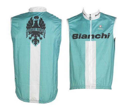Bianchi  Reparto Corse - Smanicato - celeste