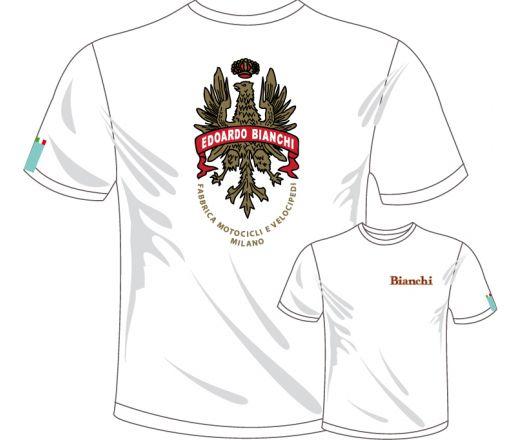 Bianchi T-Shirt - FIV E.Bianchi