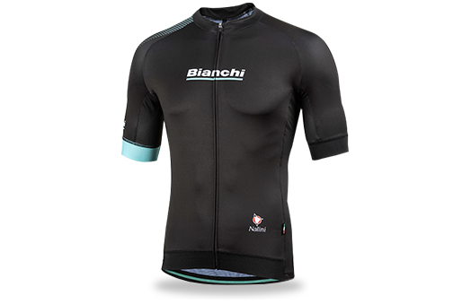 Bianchi Reparto Corse - Short Sleeve Jersey - black 2019
